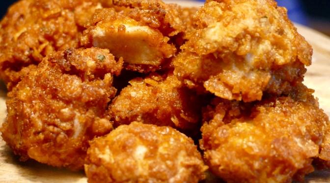 Goldene Crispy Chicken 2.0 Superzart