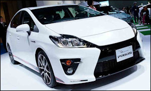 Toyota Prius. Want greener cars? Try reforming the car tax.