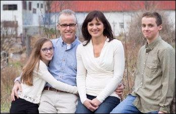 The McCabe family