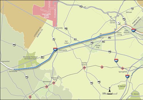 The I-66 public-private partnership will save Virginia $2.5 billion