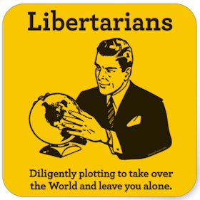 Natural Libertarians -- leaving other Virginians alone since 1776.
