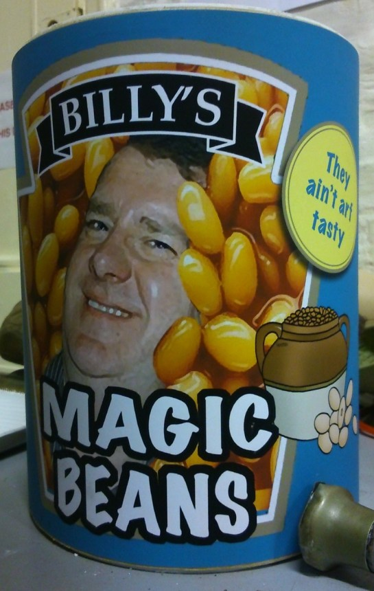 Billy's Magic Beans