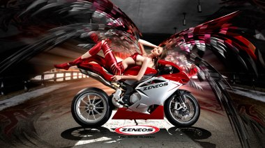 Zeneos Racing Slick - MV Agusta F4