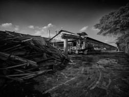 Before Basirih - Construction