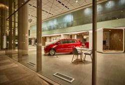 Auto2000 Showroom by @Liquid.id
