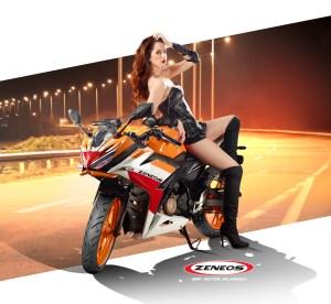 Commercial Photographer Jakarta | Motorcycle Photographer Jakarta