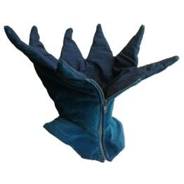 Grosse écharpe femme, col show bilal