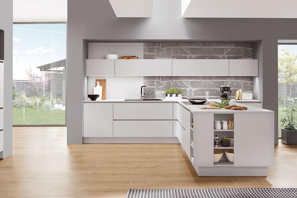 Küchenfliesen in Holzoptik mit verschiedenen Designs