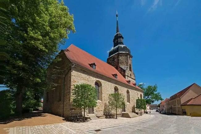 Evangelische Kirche / Kirchengemeinde Bad Lauchstädt