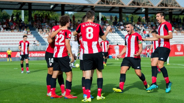 Los tres jugadores del Bilbao Athletic que ya conocen la élite ...