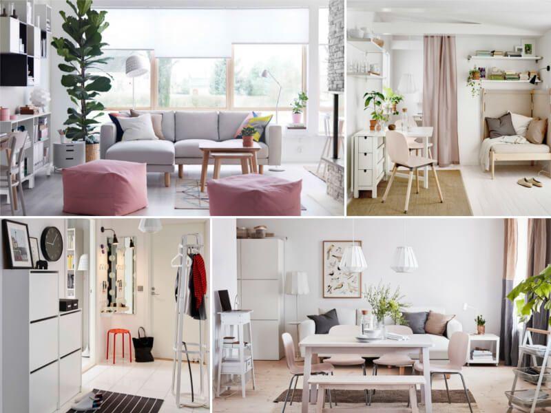 Estilo nordico Ikea