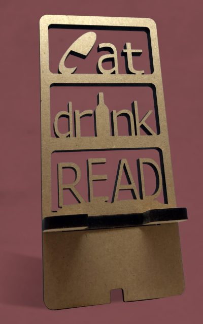 Eat Drink Read with Bad Apple Press