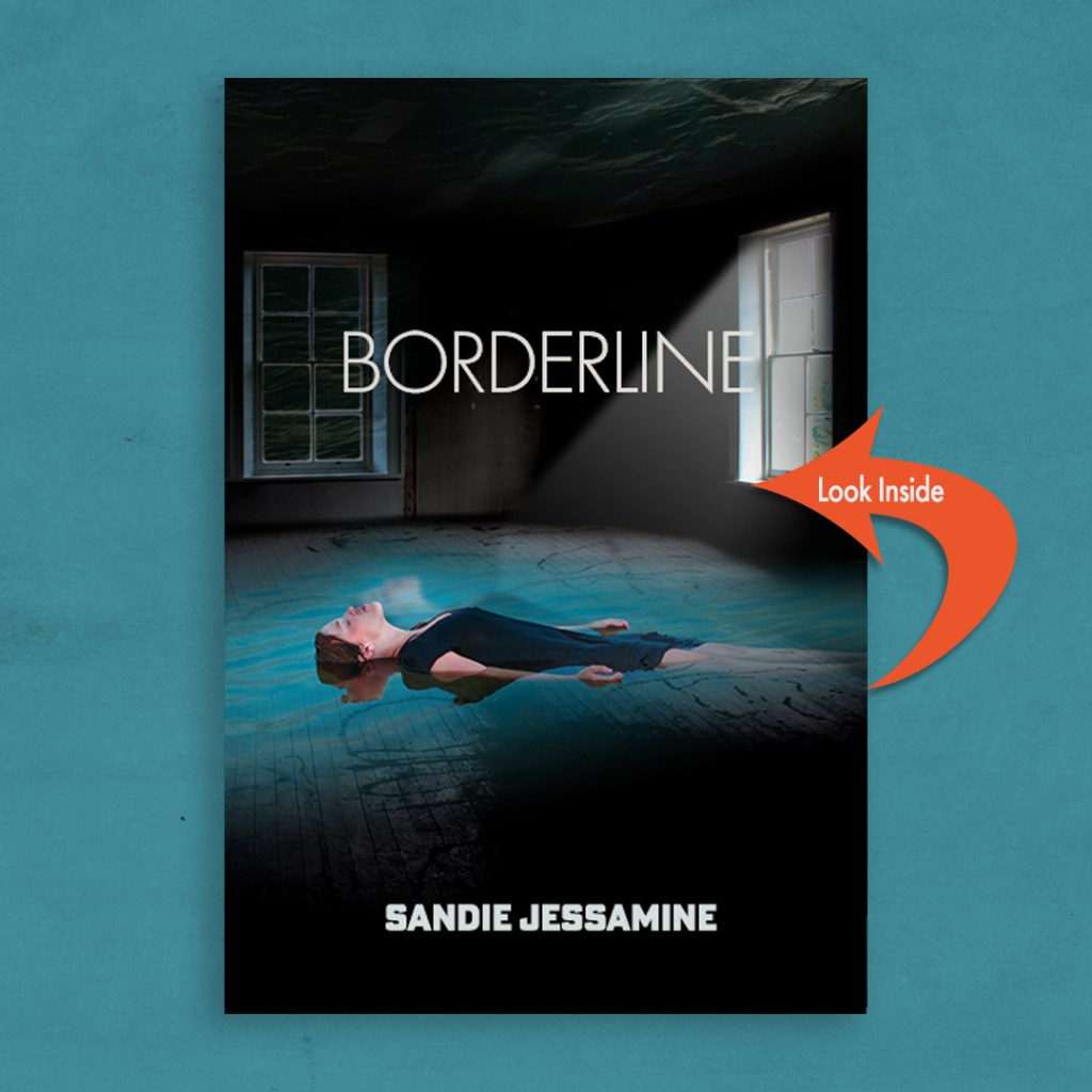 Read and Extract from Borderline by Sandie Jessamine