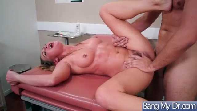 Carter Cruise Orgasmic Sex In Doctor's Office