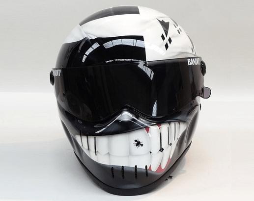 Pirate Bandit Helmet
