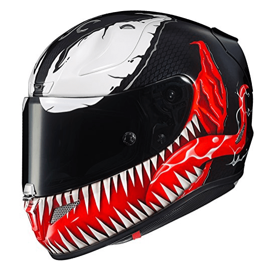 Top  Badass Motorcycle Helmets