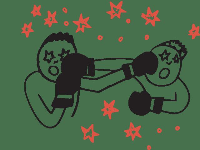 Koreans Boxing