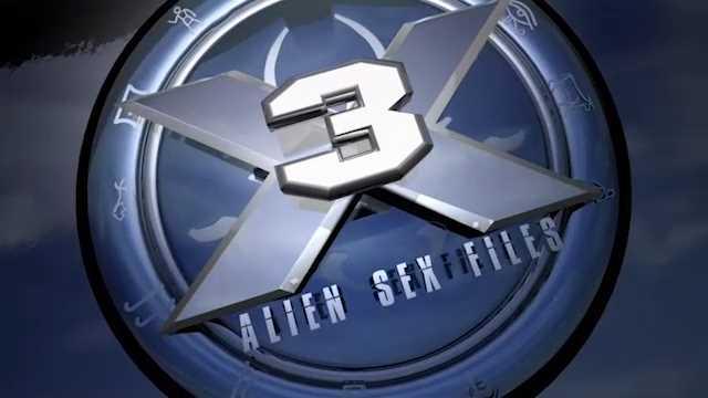 Alien Sex Files 3: She Alien