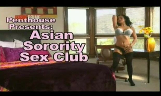 Asian Sorority Sex Club