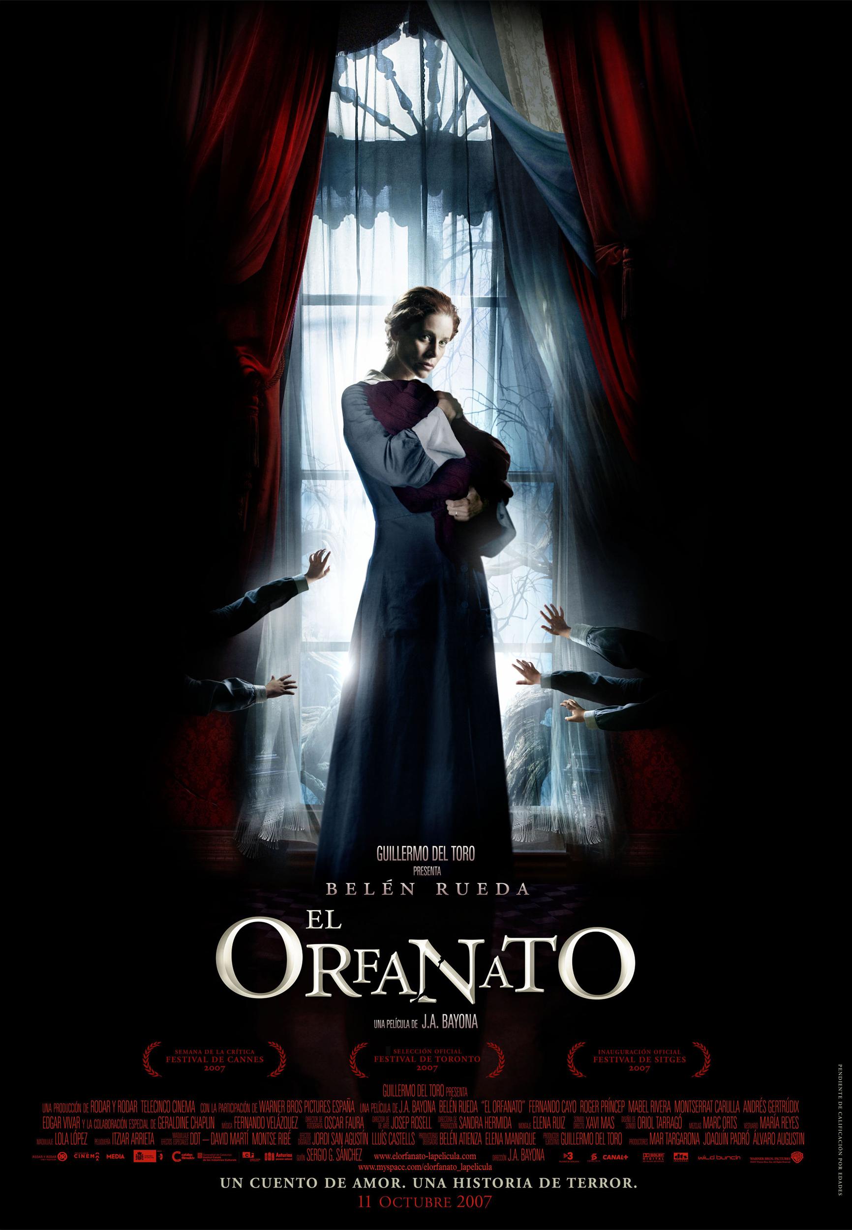 Poster do filme O Orfanato