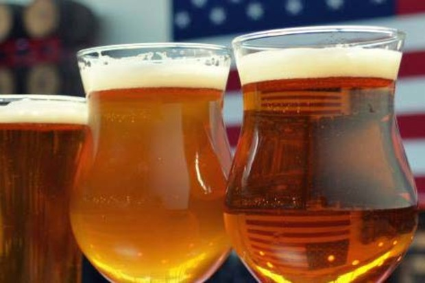 The annual Winter Brew celebration of craft beer is like a street fest, without the street.