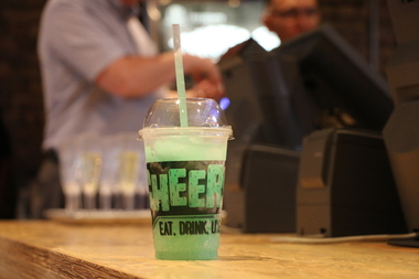 Taco Bell Cantina sells slushies made with rum, tequila or vodka.