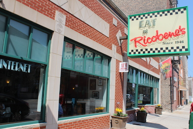 Ricobene's, one of many restaurants coming to this year's Taste.
