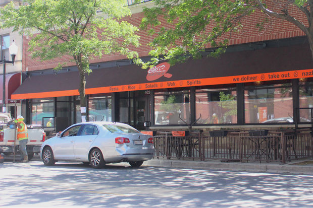 Via Lima To Reopen As More Casual, Affordable Nazka Wok