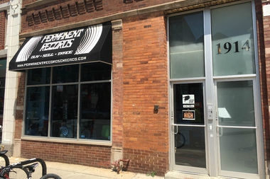Permanent Records, 1914 W. Chicago Ave., will close in the fall.