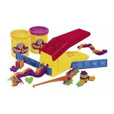 I used to desperately want to eat the play dough pasta that was created from these. Made me so hungry,