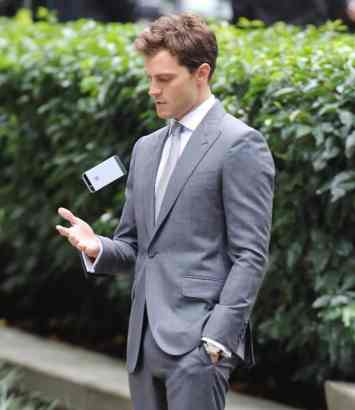 christian grey iphone