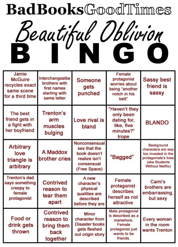 beautiful bingo