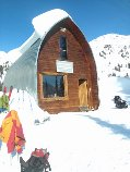 Marion Basin Hut