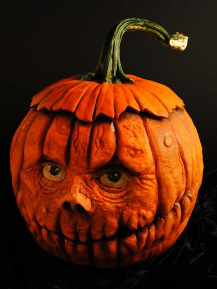 45 Amazing Halloween Pumpkin Carving Ideas Badchix Magazine