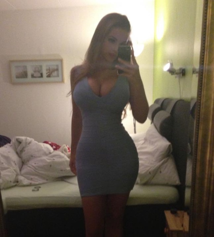 slut dress seen on badchix.com