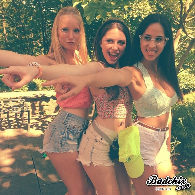 College Girls are Awesome seen on badchix