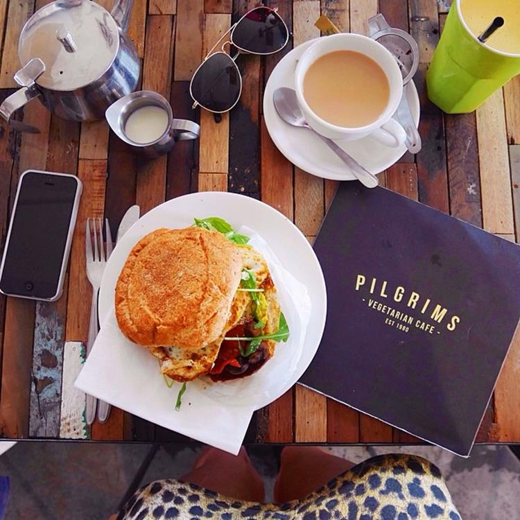 Let's have a break with some delicious food inspiration seen on Badchix
