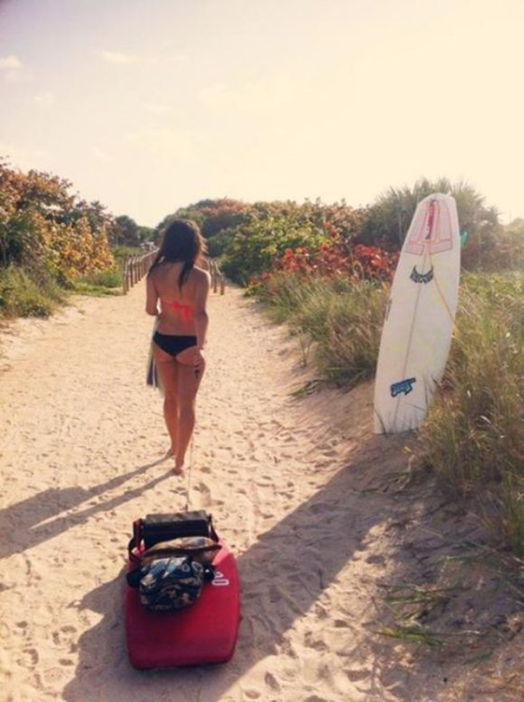 Surfing Badchix Girls Are Just Awesome