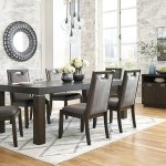 Buy Hyndell Brown 7 Pc Dining Room Part Badcock More