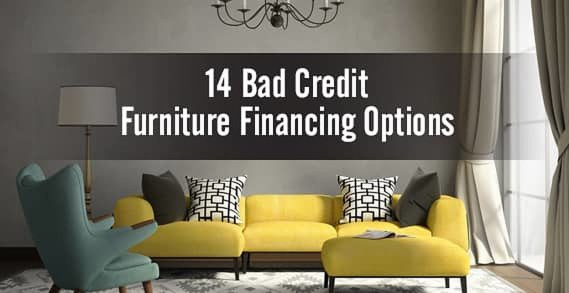 pay monthly sofas with bad credit