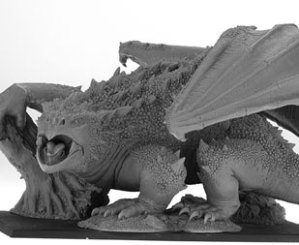 Forge World Magma Dragon
