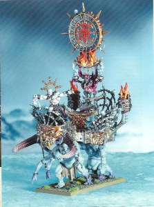 Warriors of Chaos Warshrine
