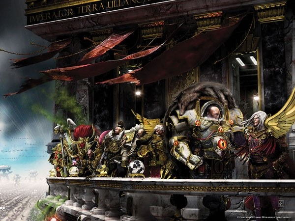 The Primarch Discovery Order