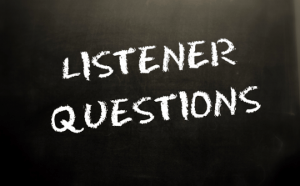 listeners questions