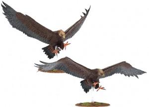 Plastic Eagles