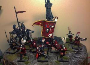 regiments of reknown