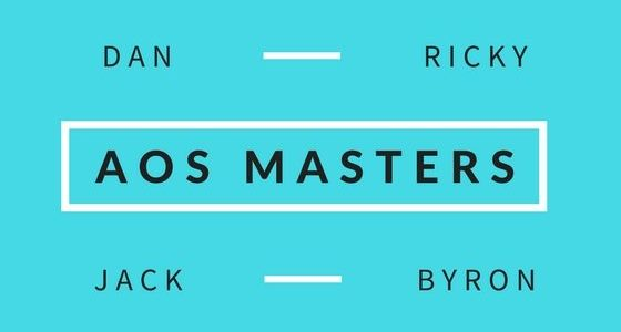 Masters Draw tables 5 + 6 – AoS Daily ep4