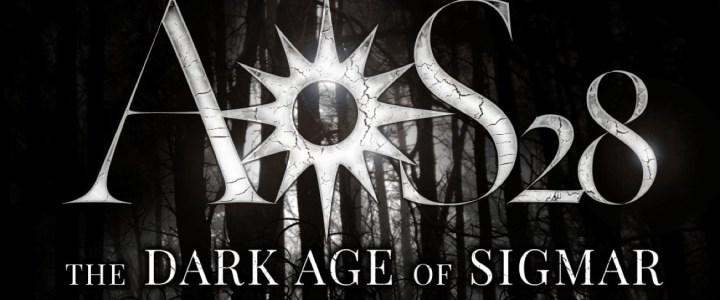AoS28 The Dark Age of Sigmar – AoS Daily 22