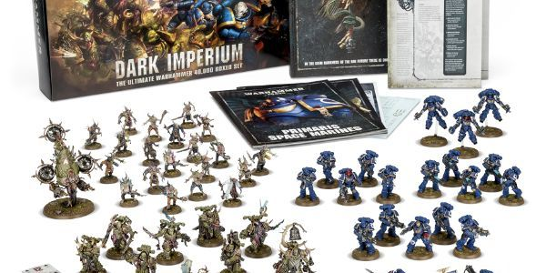 New 40K Released – AoS Daily 96