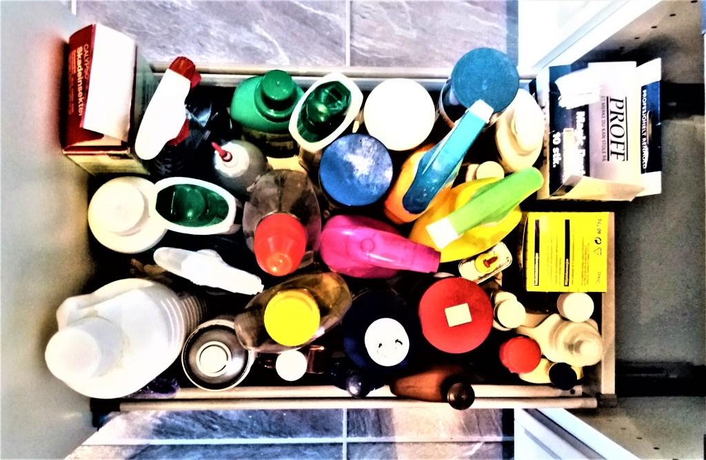 rengjøringsmidler